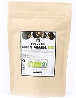Erbavoglio Polvo de Maca Negra Bio - 200 gr