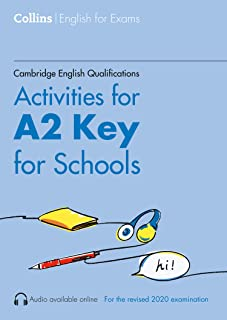 Activities for A2 Key for Schools (Collins Cambridge English)