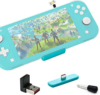GuliKit Route Air Pro Bluetooth Adapter for Nintendo Switch & Lite, Dual Stream Bluetooth Wireless Audio Transmitter with ...
