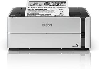 Epson EcoTank ET-M1170 Wireless Monochrome Supertank Printer, Plus Ethernet