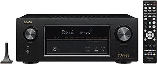 Denon AVR-X2300W-R 7.2 Channel Full 4K Ultra HD AV Receiver with Bluetooth (Renewed)