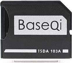 BASEQI Aluminum microSD Adapter for MacBook Air 13