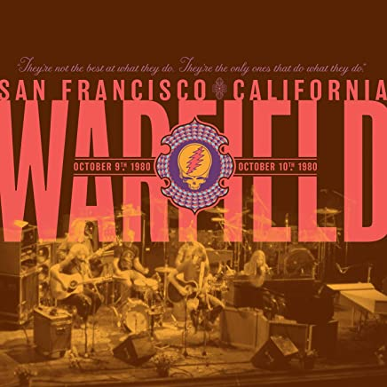The Warfield, San Francisco, CA 10/9/80 & RSD Exclusive 2019