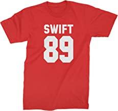 Expression Tees Swift 89 Birth Year Mens T-Shirt