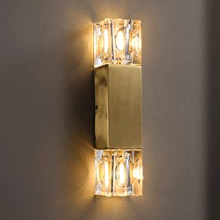Sconce/Wall Sconces Modern Simple All-Copper LED G9*2 Warm Light Source, Suitable for Living Room, Bedroom, Study, Aisle, ...