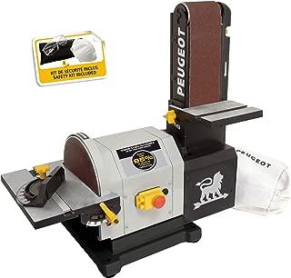 ENERGYSand 200 ASP - Lijadora combinada 550 W con aspiración - banda 915 x 100 mm - Disco 200 mm