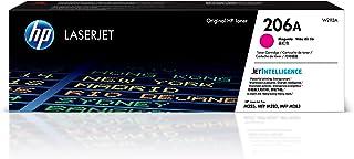 Genuine HP 206A Magenta Original LaserJet Toner Cartridge (W2113A) For M255dw M255nw M283fdn M283fdw