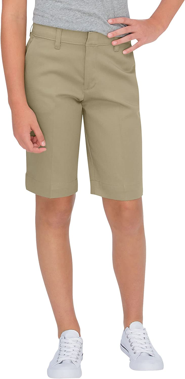Manufacturer direct delivery Dickies Juniors Stretch NEW before selling ☆ Bermuda Short