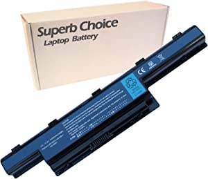Superb Choice Battery Compatible with Acer Aspire 7741Z-4475 7741Z-7344 7741Z-4815
