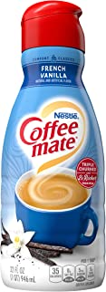 Nestle Coffee mate French Vanilla Liquid Coffee Creamer