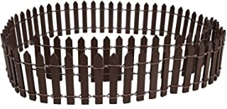 Taitian Picket Fence,Garden Fence,Miniature Fairy Fencing, 40