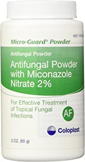 antiseptic powder by Coloplast Inc