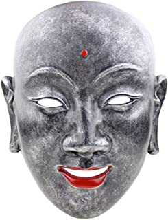 Masker Decoratie, Hot Pot Hero Masker Cos film en televisie Rollenspel Props Halloween Horror (Color : A)