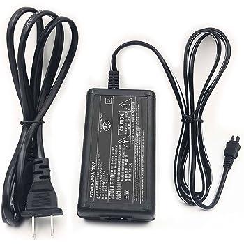 Adaptador de Fuente de alimentación de CA para SONY AC-L200C AC-L200D AC-L200F AC-L200P