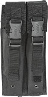 VooDoo Tactical Molle MP5 Double Magazine Pouch