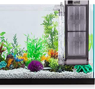 hygger 2-10 Gallon Aquarium Bubbler Filter Air Driven Small Fish Tank Sponge Filter for Betta Fish Shrimp Tank