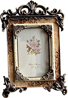 Gift Garden 5 by 7 Vintage Picture Frames Friends Gifts for Photo 5x7 Inch
