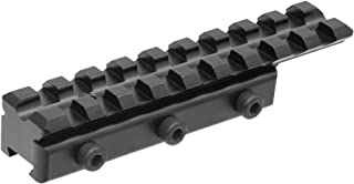 UTG MNT-PMTOWL-A New Gen Dovetail to Picatinny/Weaver Adaptor Mount, One Size