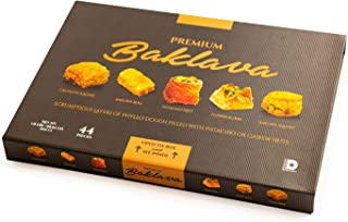 Imported Premium Baklava Variety Pack 1.8 lbs