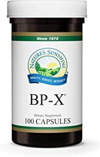 Nature's Sunshine BP-X 100 Capsules