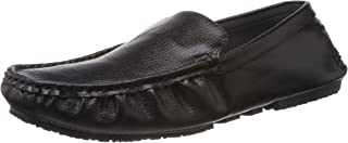 Fortune (from Liberty) Men's Black Leather Formals and Lace Up Shoes - 7 UK