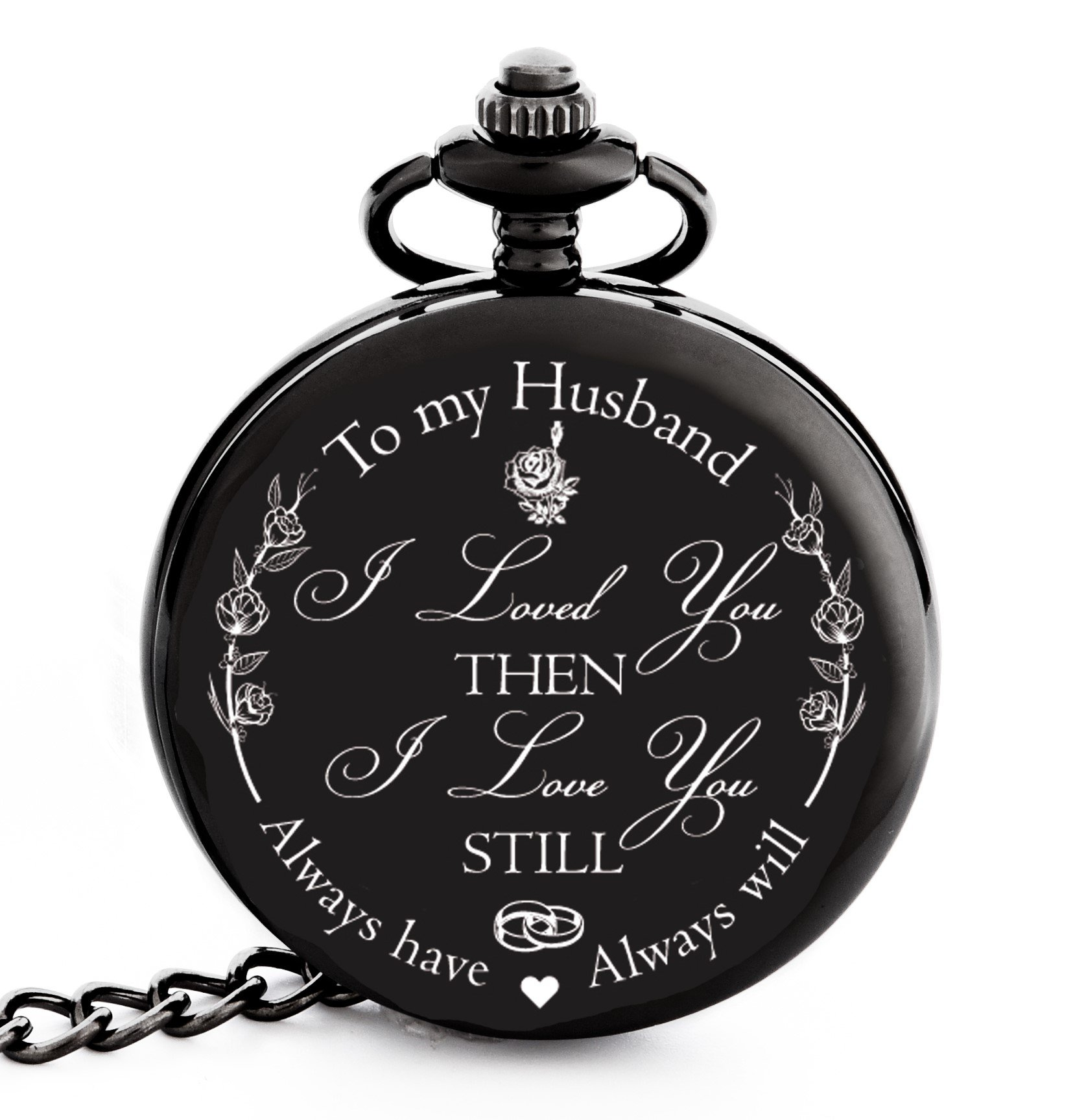 Valentines Gift for Husband | Anniversary Gifts for Men | Engraved u201cTo my Husbandu201d  sc 1 st  Amazon.com & Best Christmas Gifts for Husband: Amazon.com