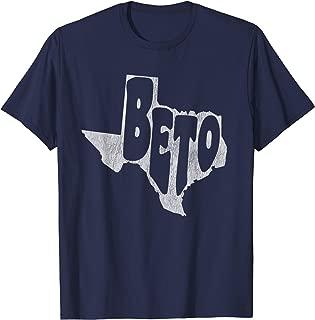 Beto for President Shirt Texas Senator Vintage Distressed