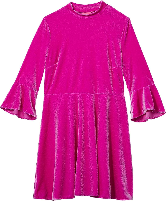Lilly Pulitzer girls Jalene Dress (Big Kids)