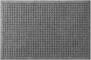 Gorilla Grip Original Ultra Water Absorbent Door Mat, 29x17, Traps Dirt and Absorbs Moisture, Fade Resistant, Quick Dry, H...