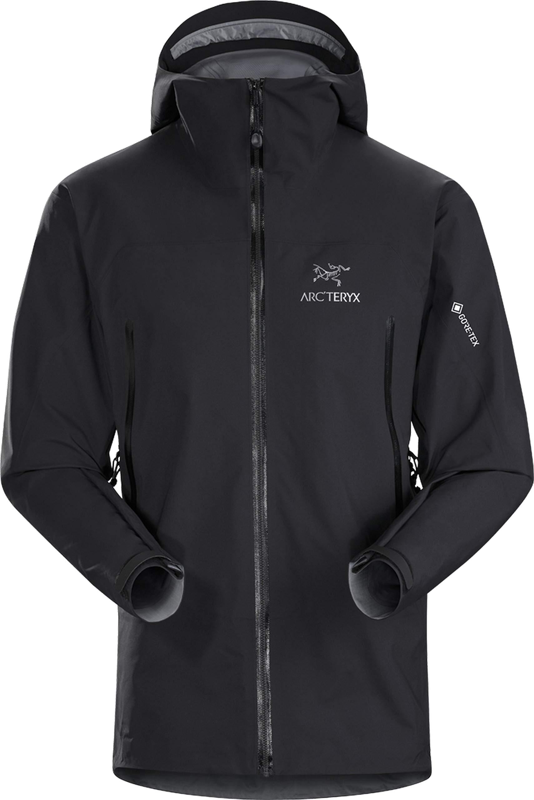 Arcteryx Zeta Jacket Black Small
