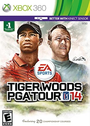 Tiger Woods PGA TOUR 14 - Xbox 360 photo