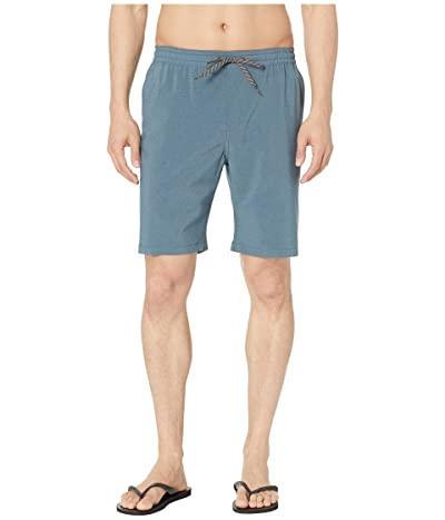 Quiksilver Waterman Suva Amphibian 20 (Orion Blue) Men