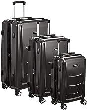 AmazonBasics Hardshell Spinner Suitcase Luggage with Wheels