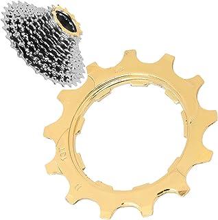 DAUERHAFT Herramienta de reparación de Bicicletas Rueda Volante de Bicicleta Diente de Casete Antidesgaste Resistencia a l...