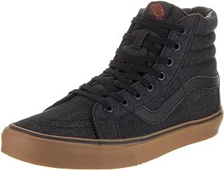 Vans Mens SK8 HI Reissue Denim C & L Shoes