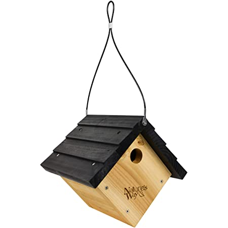 Audubon Going Green Wren House Model Naggwren Bird Houses Outdoor Garden Outdoor