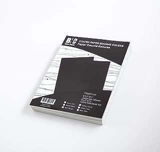 black binding covers