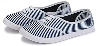 Shoefly White-798 Casual Sneakers Shoes for Women