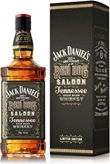 "Jack Daniel""s Red Dog Saloon - Limited Edition in der Geschenkbox Bourbon Whiskey 1 x 0.7 l"