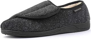 RockDove Men's Geri-Active Indoor Outdoor Adjustable Slipper
