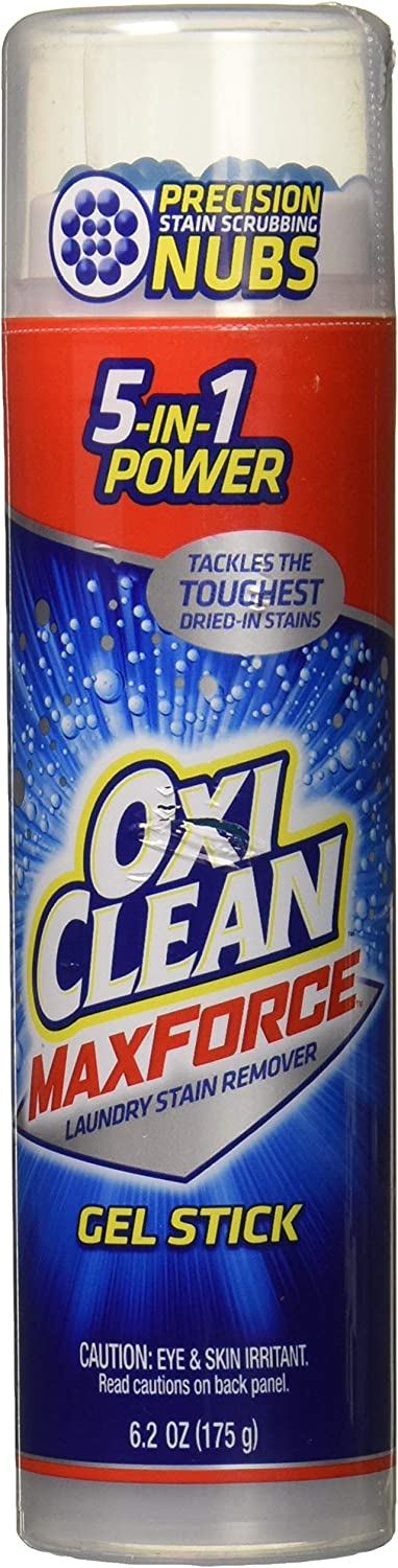 OxiClean Indefinitely MaxForce Gel Stick OFFicial site Pack 6.2 1 ounce of