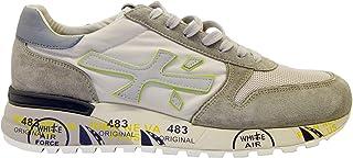 Luxury Fashion | Premiata Men MICK4569 Beige Suede Sneakers | Spring-summer 20