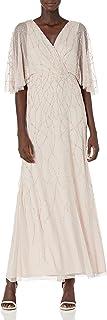 Women's Beaded Mermaid Gown