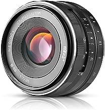 Meike MK 35 mm Lente f/1.7 de enfoque grande apertura manual Lente APS-C para cámara sin espejo for Fujifilm X-Mount