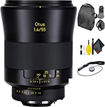 Zeiss Otus Distagon T 55mm f/1.4 Lens for Nikon F - 2010-055 + Deluxe Lens Cleaning Kit