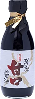 キンコー醤油 薩摩甘口醤油 (本醸造) 360ml