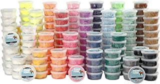 /à Paillettes Packlinq Foam Clay/® 35gr HOB-788850 Bleu