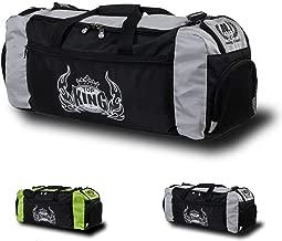 Top King Gym Bag TKGMB-01 (Black/Gray)