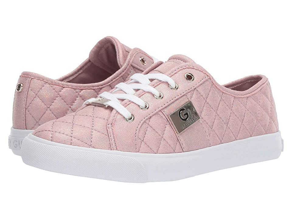 132d201b47ff G by GUESS Backer2 (Rose) Women s Shoes