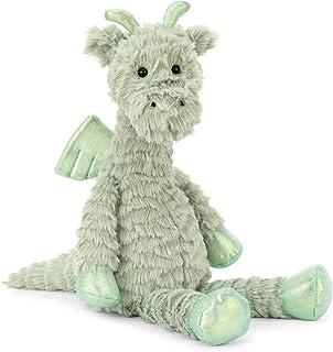 Jellycat Dainty Dragon Stuffed Animal, Small, 7 inches